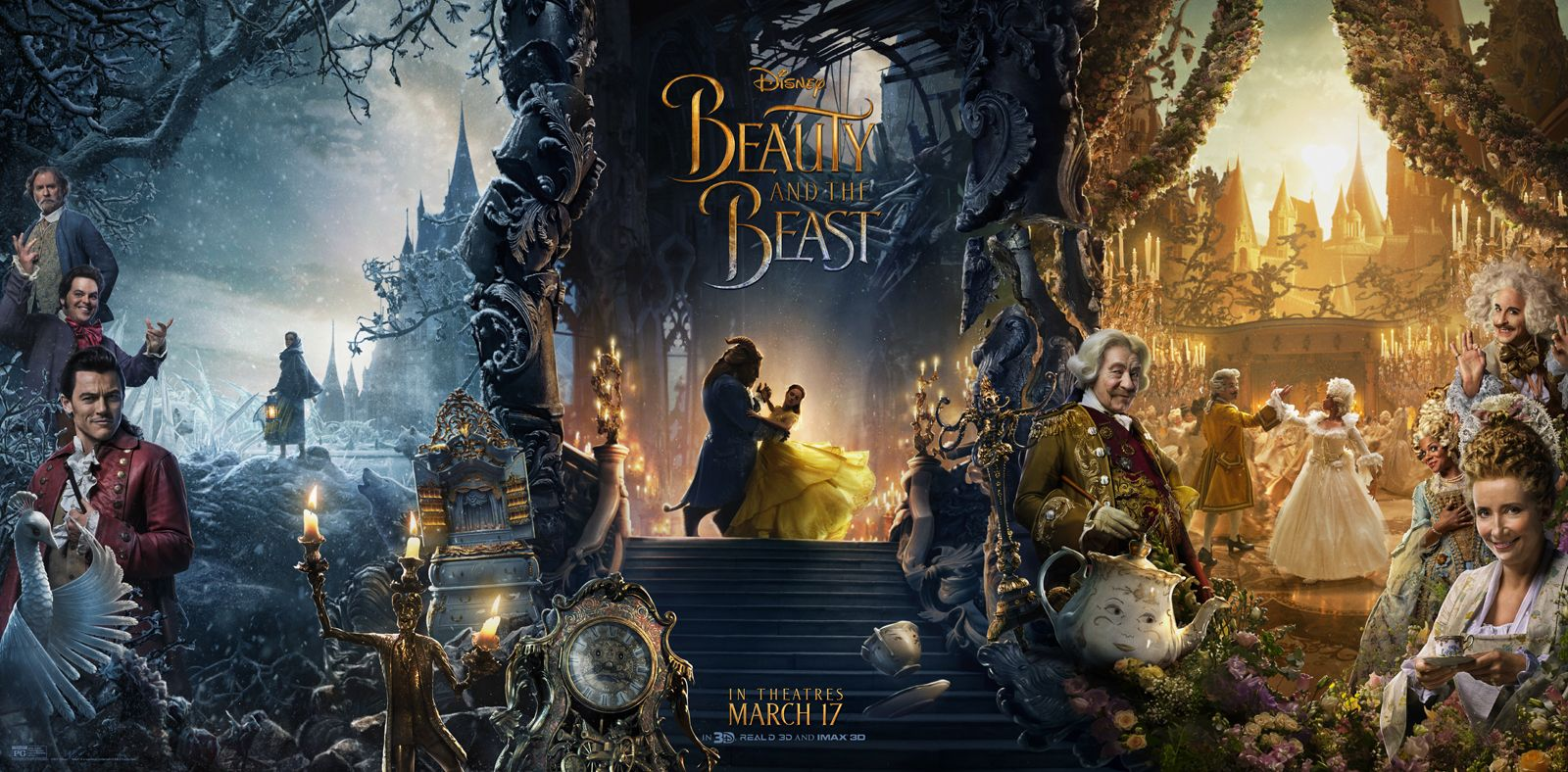 Beauty And The Beast Siap Hadirkan Kembali Celine Dion