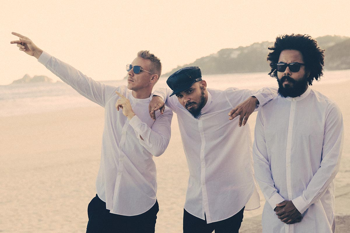 Run Up Single Terbaru Major Lazer Membuat Semakin Sempurna di 2017